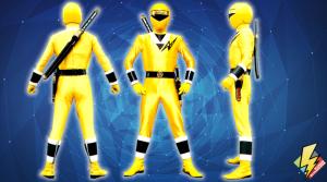 Yellow Aquitar Ranger