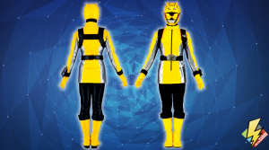 Beast Morphers Yellow