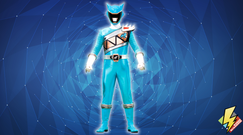 Dino Charge Aqua Ranger