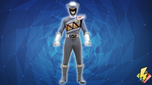 Dino Charge Graphite Ranger