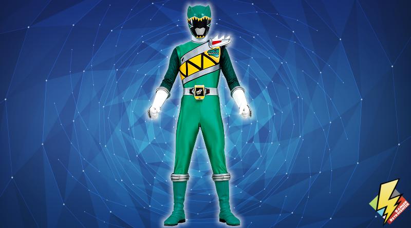 Dino Charge Green Ranger