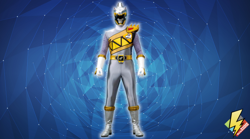 Dino Charge Silver Ranger