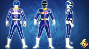 Blue Space Ranger