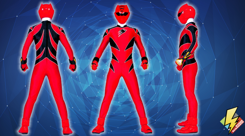 Jungle Fury Red Ranger