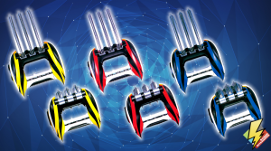 Claw Boosters