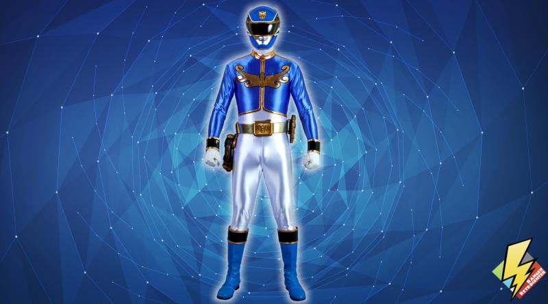 Megaforce Blue Ranger