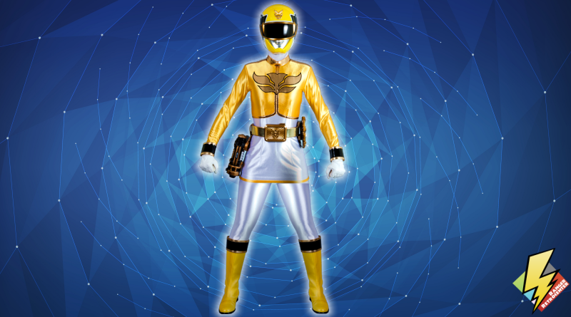 Megaforce Yellow Ranger