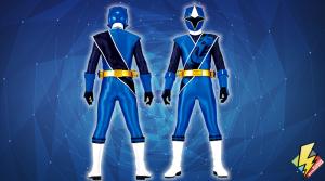 Ninja Steel Blue Ranger