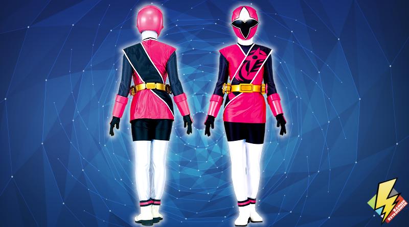Ninja Steel Pink Ranger
