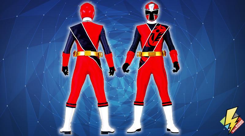 Ninja Steel Red Ranger