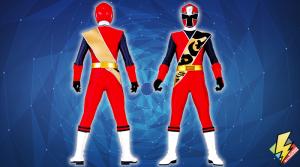 Ninja Steel Red Ranger (Third)