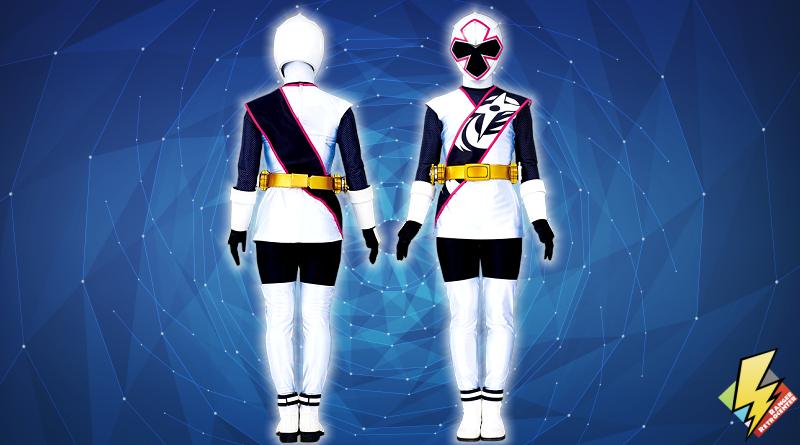 Ninja Steel White Ranger