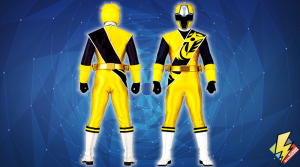 Ninja Steel Yellow Ranger