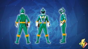 Ranger Operator Series Green