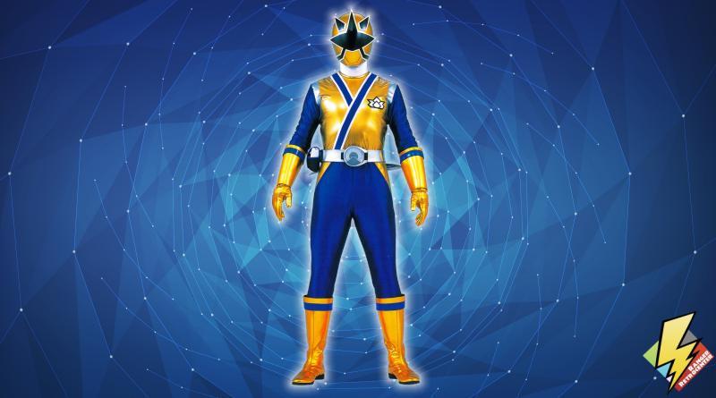 Gold Samurai Ranger