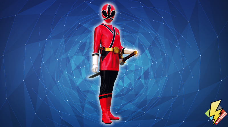 Red Samurai Ranger (19th)