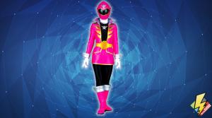 Super Megaforce Pink Ranger