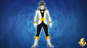 Super Megaforce Silver Ranger