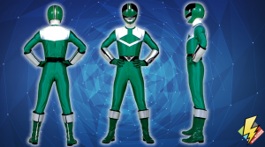 Time Force Green Ranger