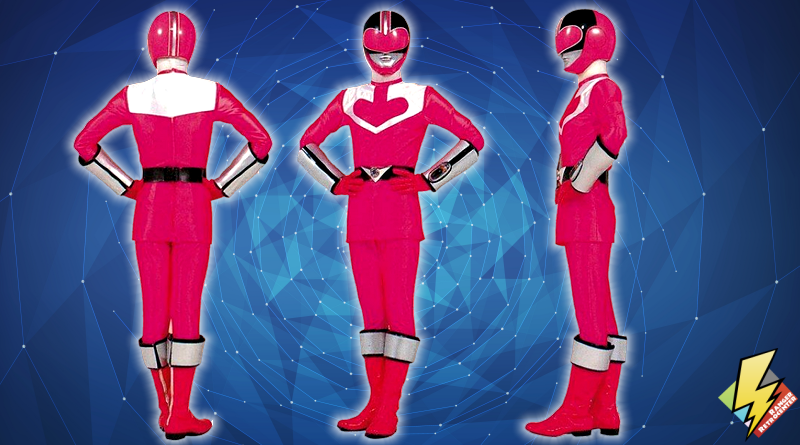 Time Force Pink Ranger