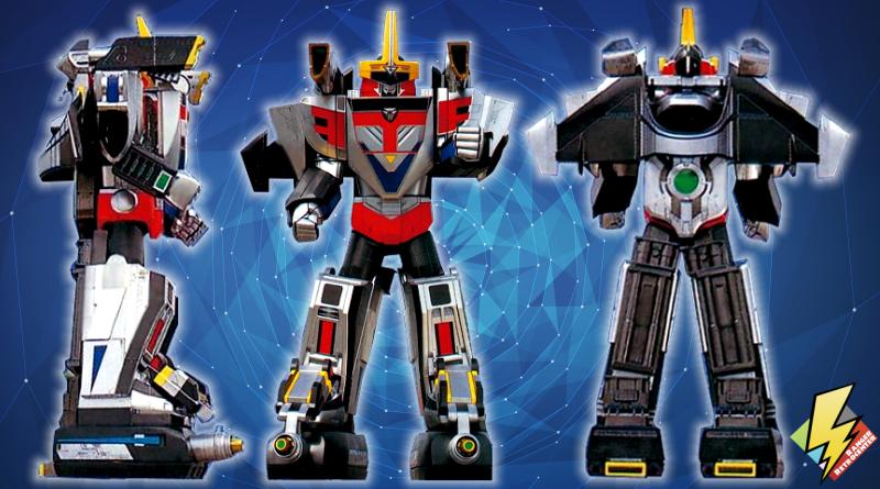 Shadow Force Megazord Mode Blue – Ranger Retrocenter