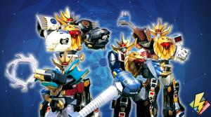 Wild Force Megazord Modes