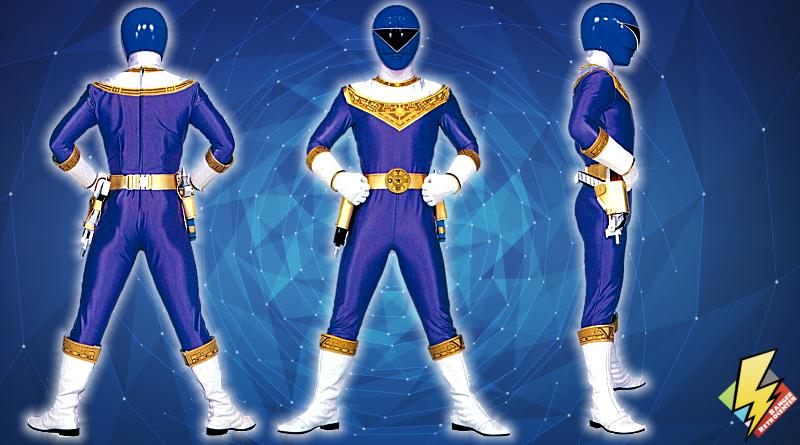 Zeo Ranger III Blue