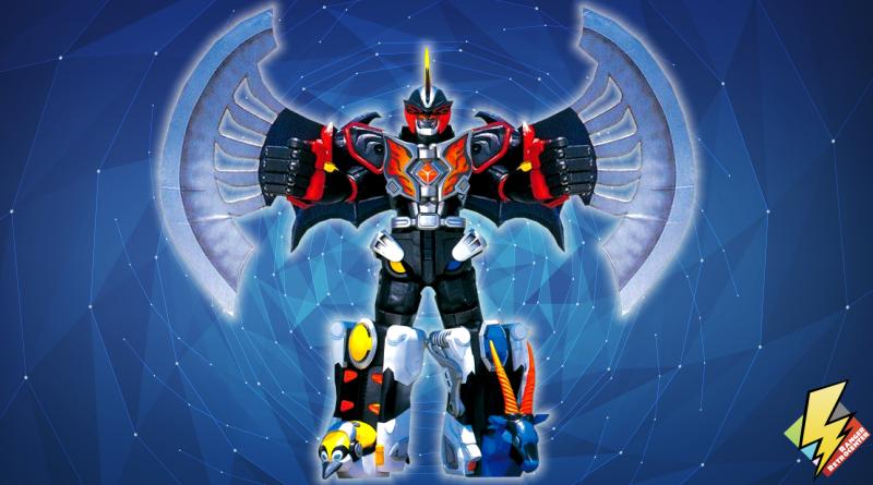 Jungle Master Megazord with Bat Power