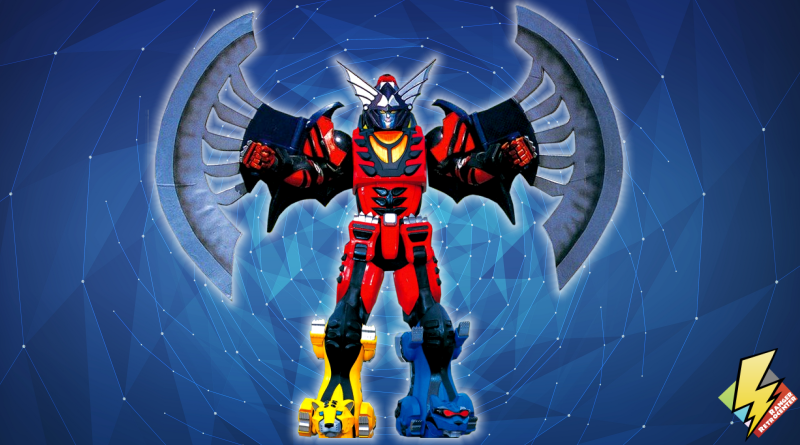 Jungle Pride Megazord with Bat Power