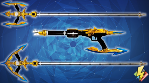 Super Silver Spear