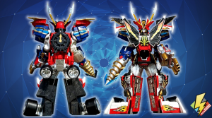 Ultimate Legendary Megazord