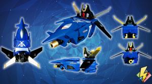 Super Mega Jet Zord