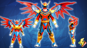 Red Dragon Fire Ranger