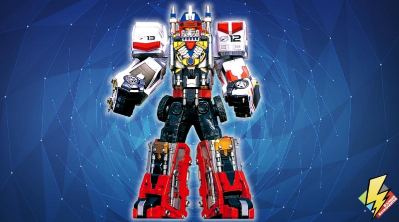 Drivemax Megazord: Rescue Formation