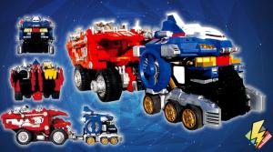 DriveMax Megazord Mega Truck