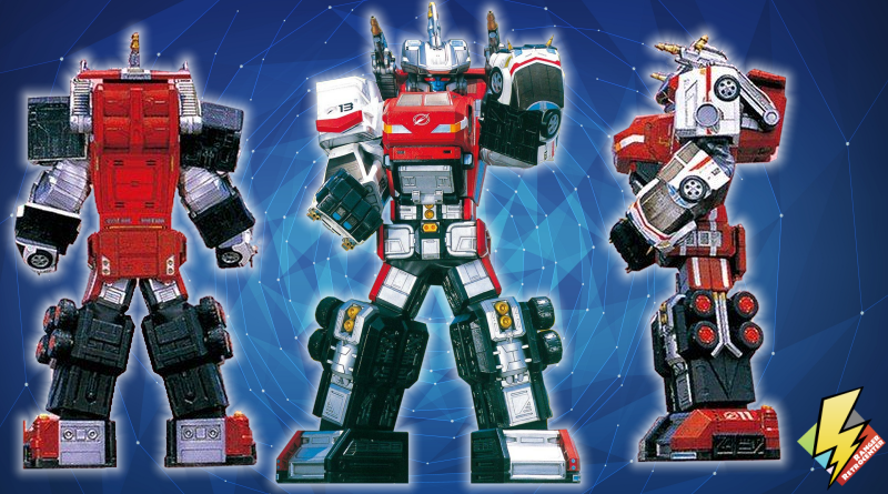 Flash Point Megazord