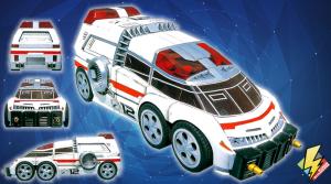 Rescue Runner 1