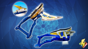 Gold Ptera Morpher