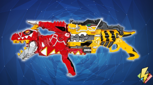 T-Rex Super Charge Morph Blaster
