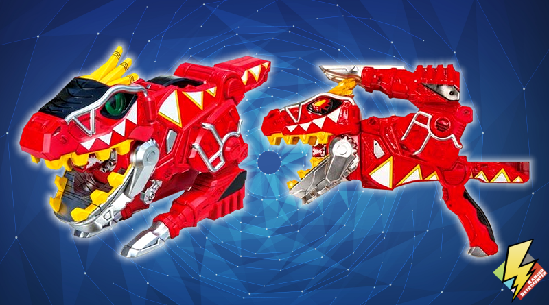 T-Rex Super Charge Morpher