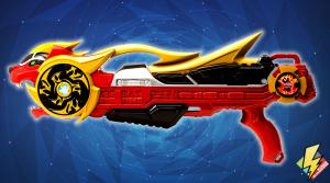 Ninja Super Steel Blaster