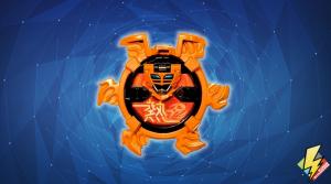 Ninja Blaze Zord Star