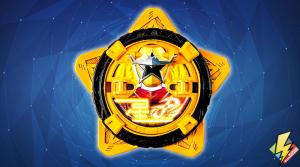 Gold Ninja Power Star