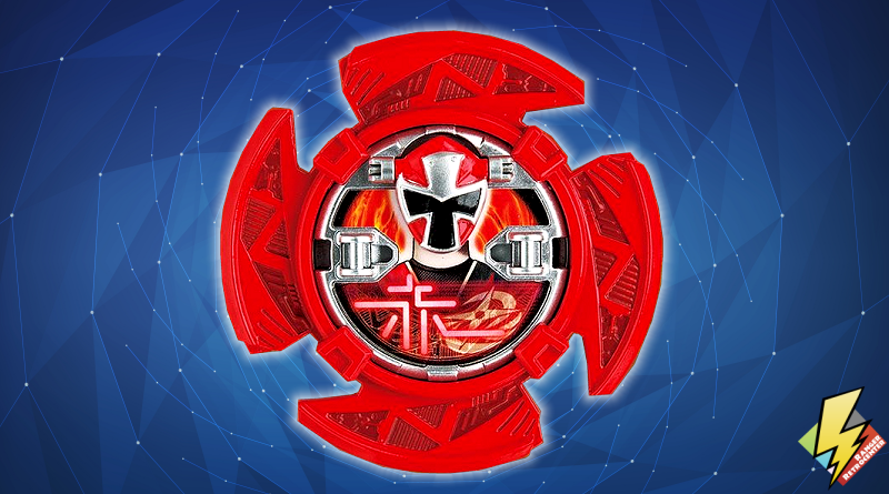 Red Ninja Power Star