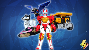Ninja Steel Zords