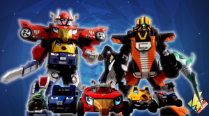 Zord Attack Vehicles