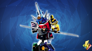 Swordfish Fencer Megazord