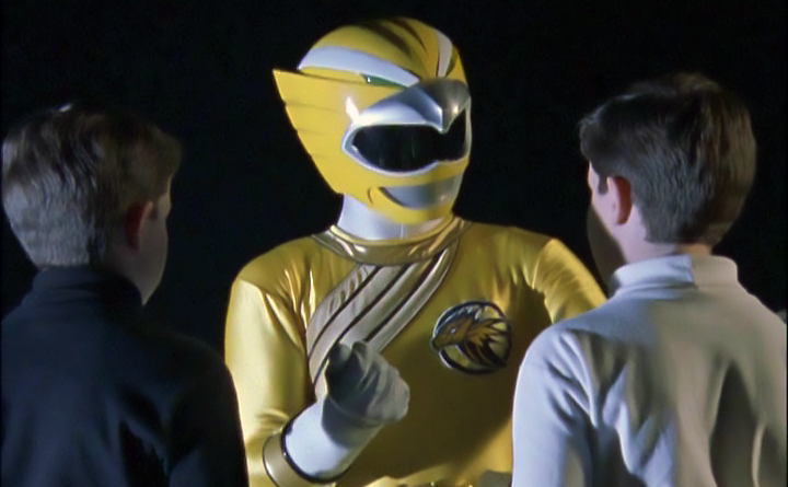 Power Rangers - 10x07 - The Bear Necessities