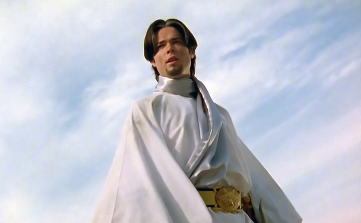 Power Rangers - 10x16 - The Lone Wolf (2)