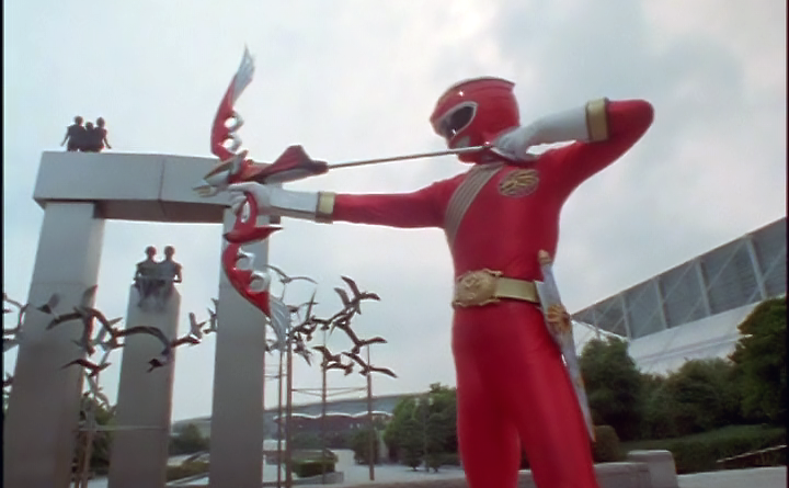 Power Rangers - 10x23 - The Wings of Animaria
